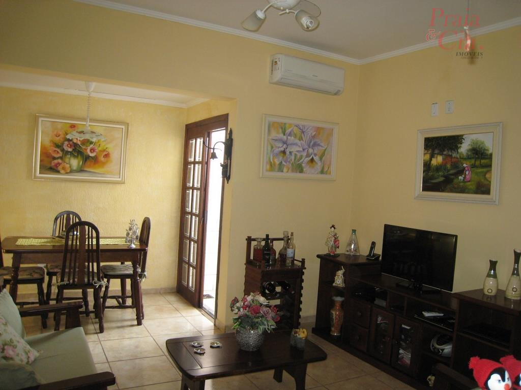 Casa residencial à venda, Canto do Forte, Praia Grande - CA0013.