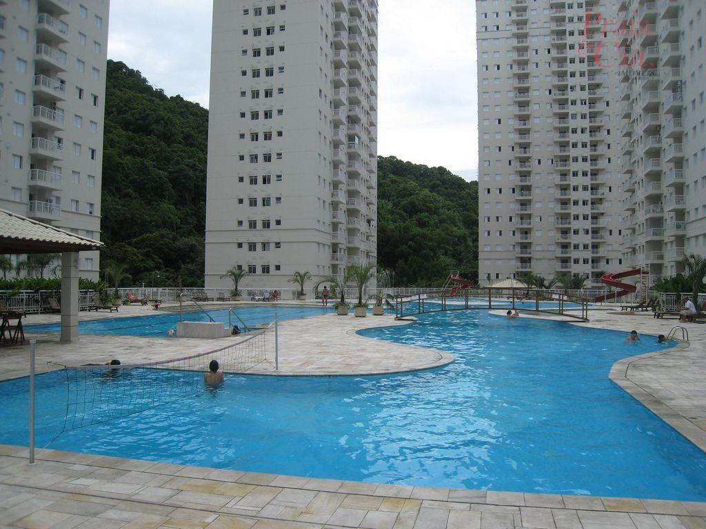 Apartamento residencial à venda, Marapé, Santos - AP0149.
