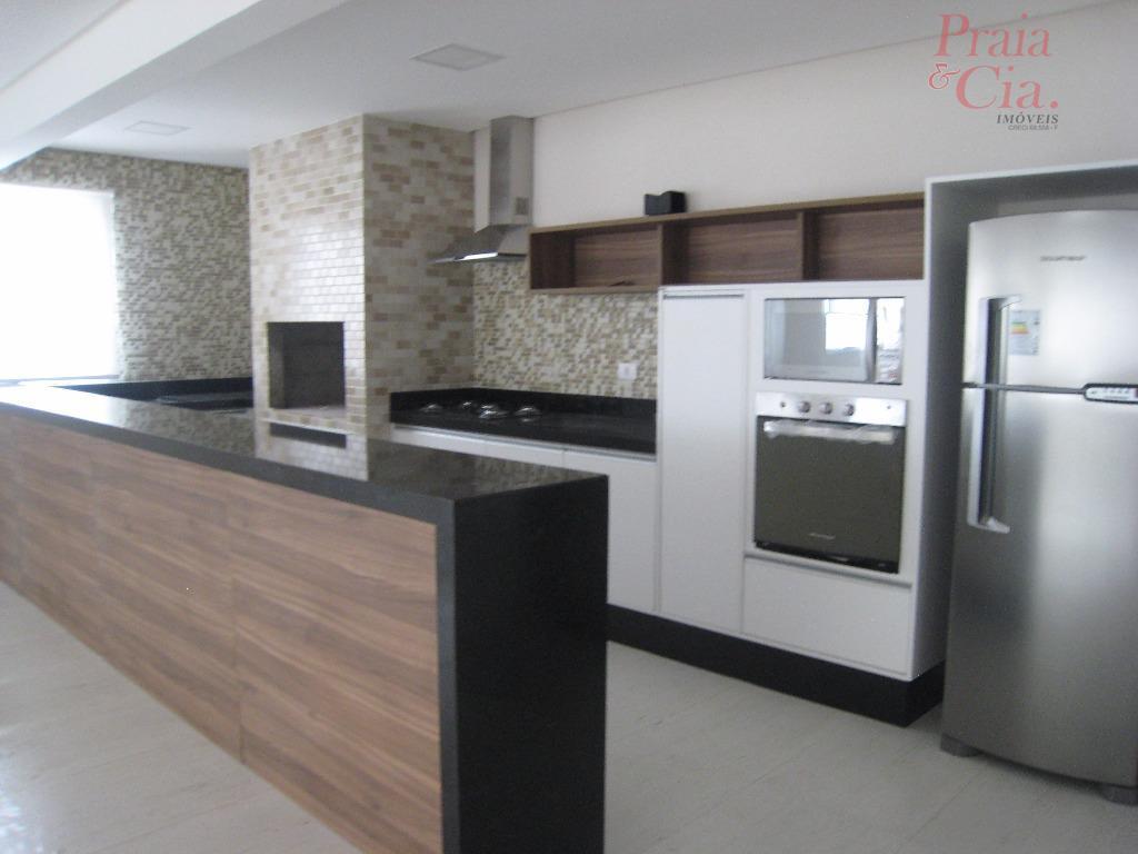 Apartamentos em Praia Grande  - residencial à venda, Vila Guilhermina, Praia Grande.