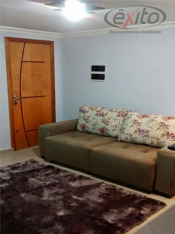 Apartamento no Jardim Paranavaí em Mauá