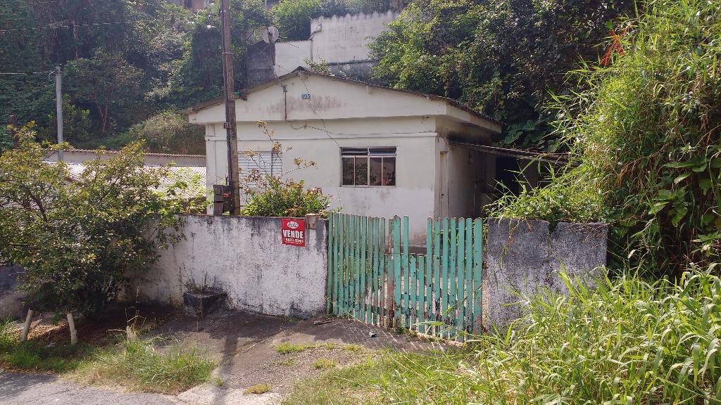 Ótima casa  residencial à venda, Vila Caiçara, Ribeirão Pires.