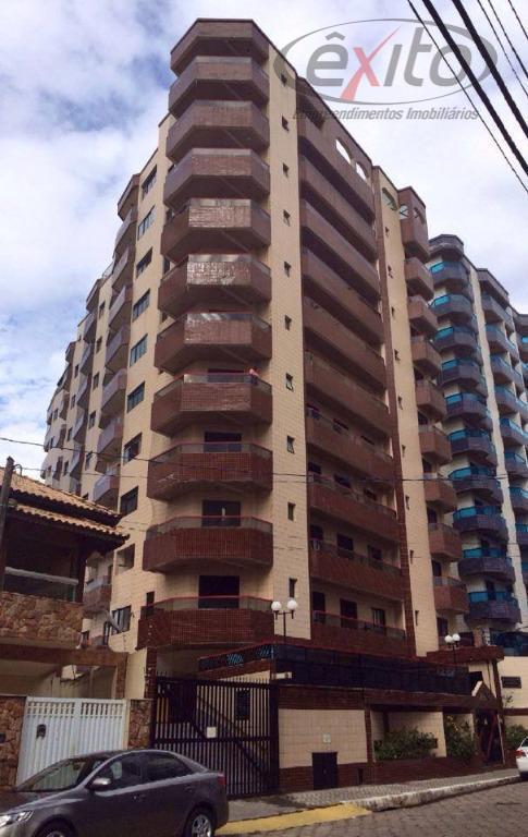 Apartamento com 1 dormitório à venda, 50 m² por R$ 170.000 - Cidade Ocian - Praia Grande/SP