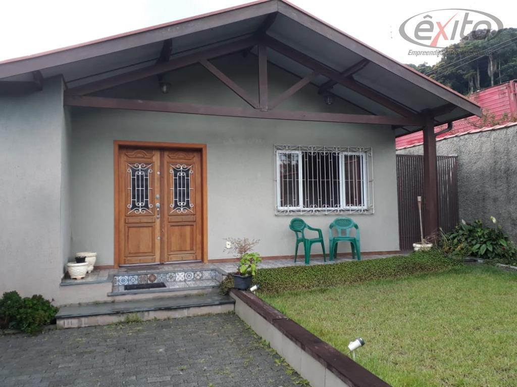 Casa com 3 dormitórios à venda, 171 m² por R$ 690.000 - Colônia - Ribeirão Pires/SP