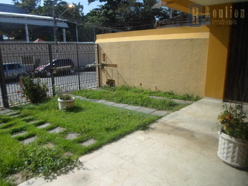 Casa residencial à venda, Caonze, Nova Iguaçu.