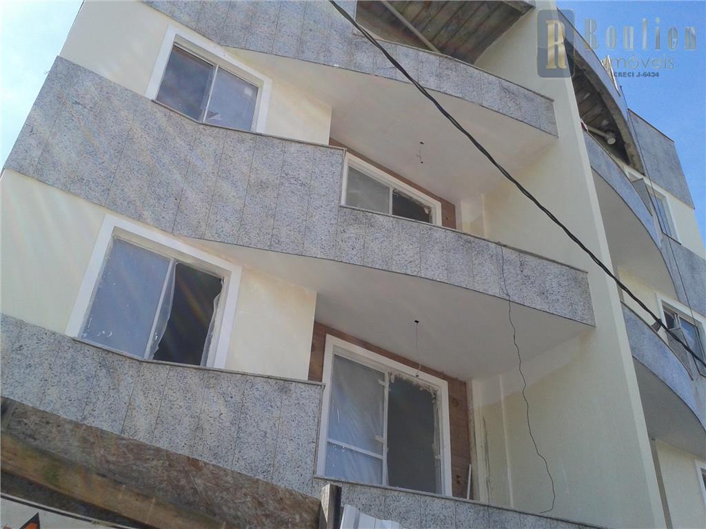 Apartamento residencial à venda, Imperador, Nova Iguaçu - AP0016.
