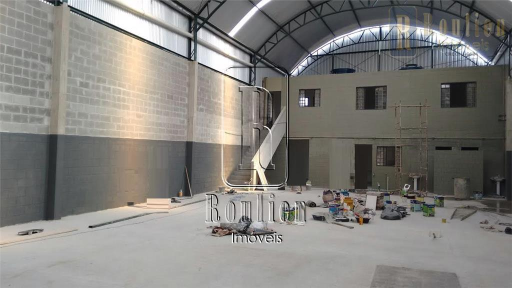 Galpão  industrial à venda, Banco de Areia, Mesquita.