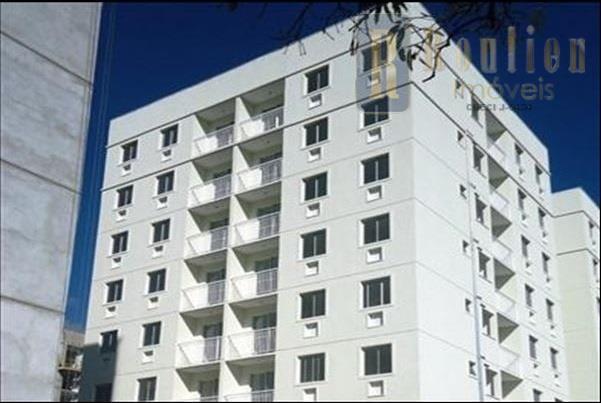 Apartamento residencial para locação, Comendador Soares, Nova Iguaçu.