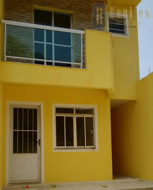 Casa residencial à venda, Comendador Soares, Nova Iguaçu - CA0009.