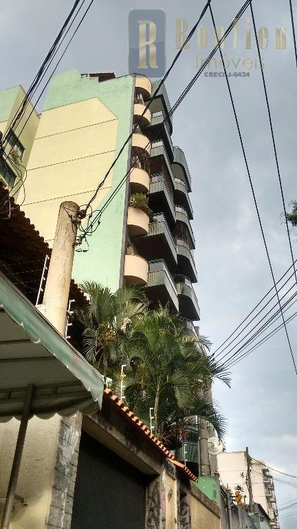 Apartamento  residencial para locação, Centro, Nova Iguaçu.