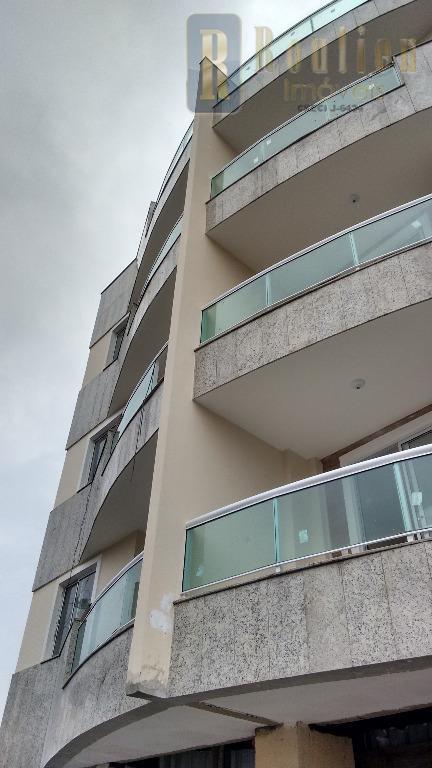 Apartamento residencial à venda, centro, Nova Iguaçu.