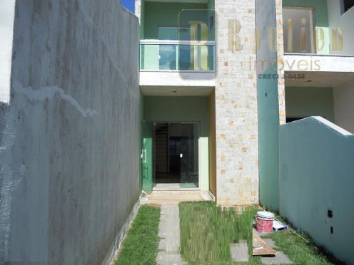 Casa residencial à venda, Vila Itaci, Nova Iguaçu.