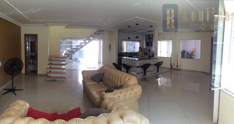 casa duplex de alto padrão em condomínio fechado no centro de nova iguaçu próximo ao top...