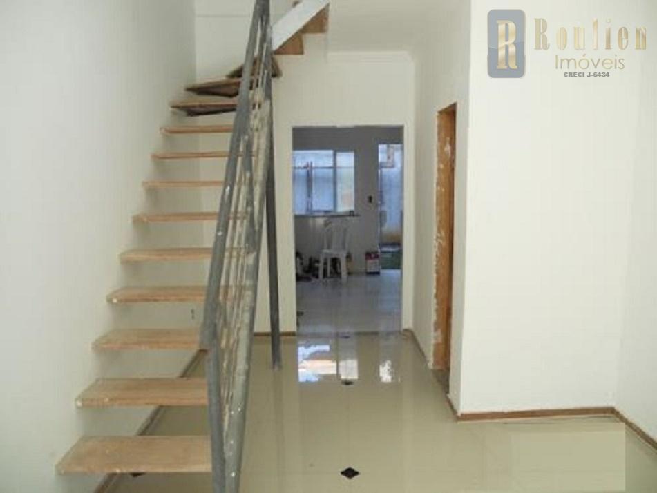 Casa residencial à venda, Vila Itaci, Nova Iguaçu - CA0055.