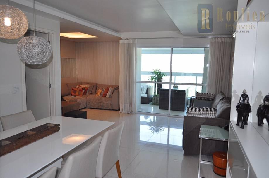 Apartamento 3qts mobiliado - 124m2 - 2 suites - 2 vagas 2 minutos Praias do Recreio