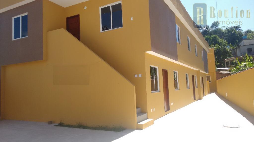 Casa residencial à venda, Rodilândia, Nova Iguaçu.