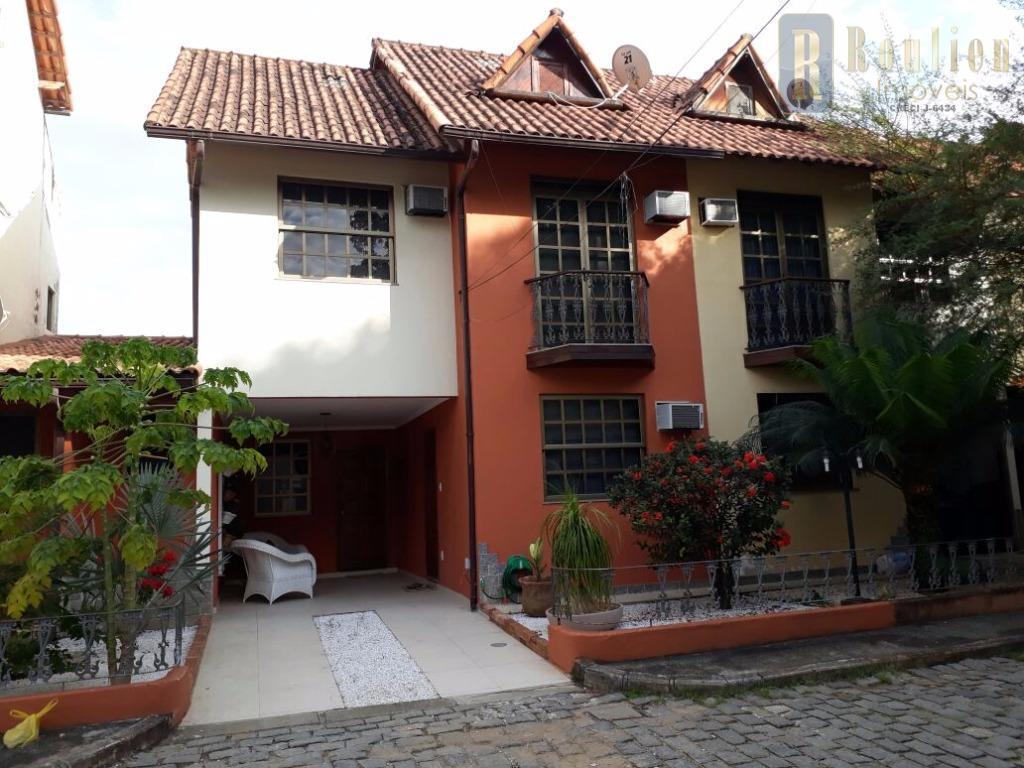 Casa residencial à venda, Centro, Nova Iguaçu.