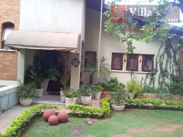 Casa residencial à venda, Condomínio Marambaia, Vinhedo - CA0009.