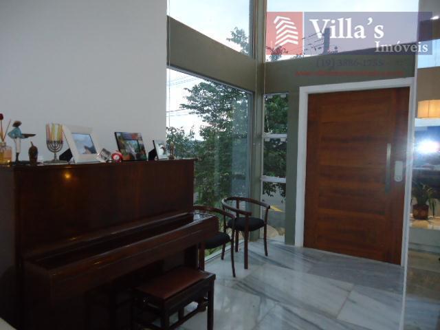 Casa residencial à venda, Condomínio Terras de São Francisco, Vinhedo - CA0020.