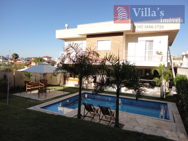 Casa residencial à venda, Condomínio Terras de Vinhedo, Vinhedo - CA1375.
