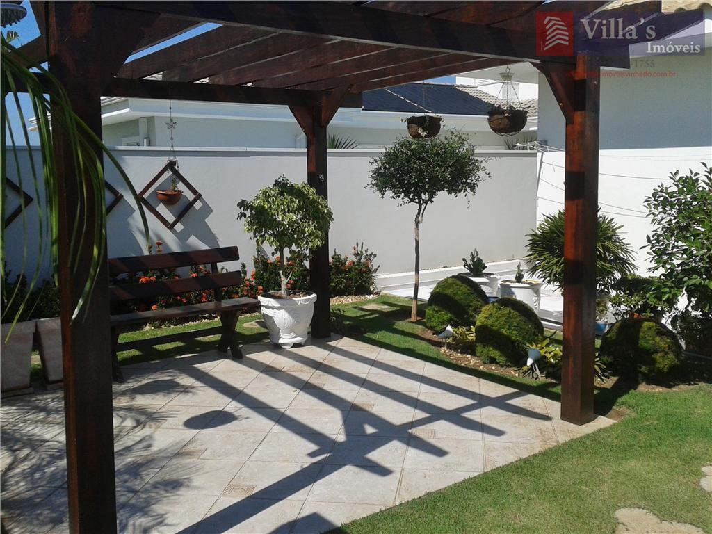 Casa residencial à venda, Condomínio Terras de Vinhedo, Vinhedo - CA2102.