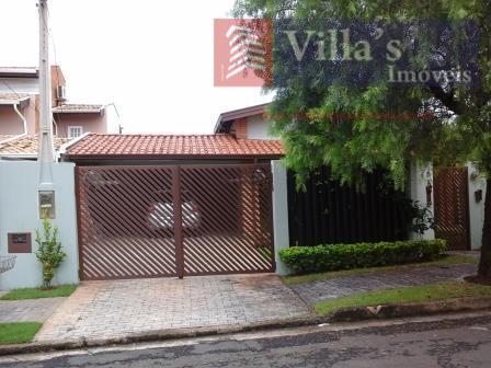 Casa residencial para venda, Cidade Universitária, Campinas - CA2292.