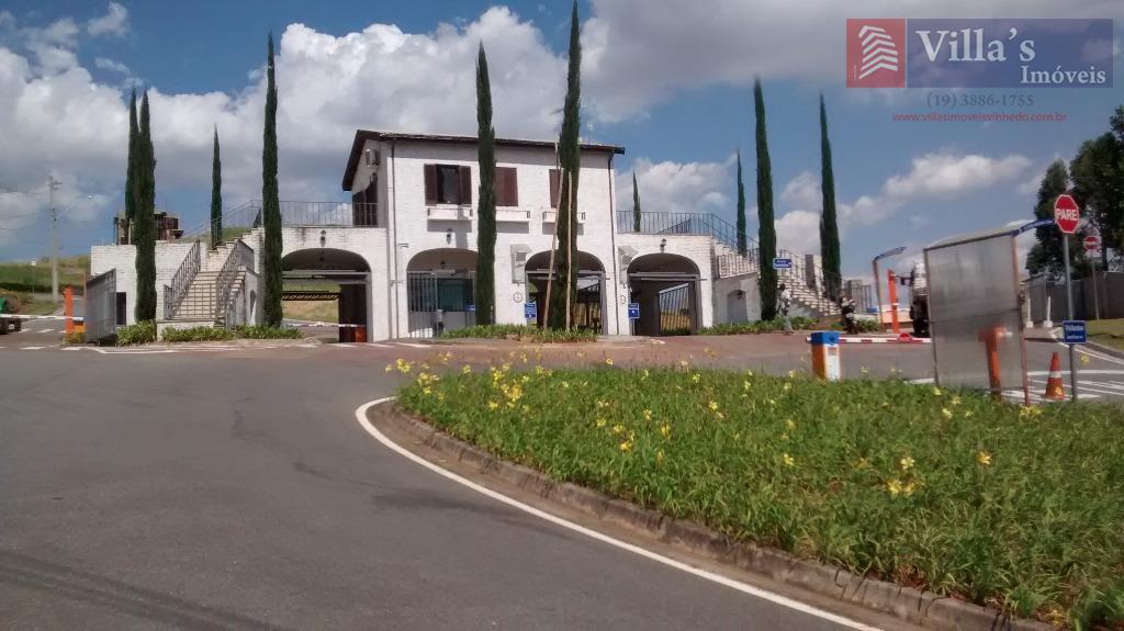 Terreno  residencial para venda, Condomínio Campo de Toscana, Vinhedo.