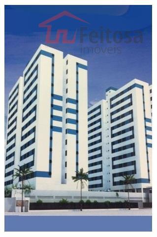 Apartamento  residencial à venda, José Pinheiro, Campina Grande.