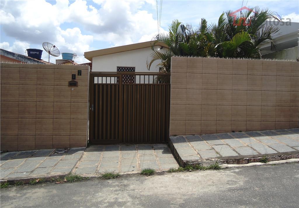Casa  residencial à venda, Dinamérica, Campina Grande.