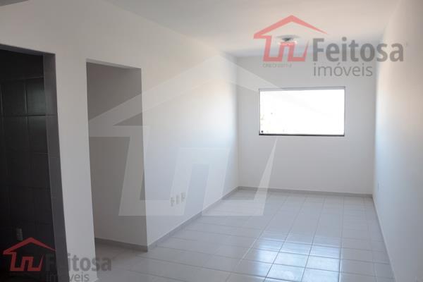 Apartamento residencial para locação, Centro, Campina Grande.