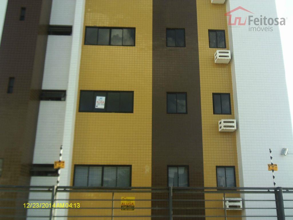 Apartamento residencial para locação, Itararé, Campina Grande.