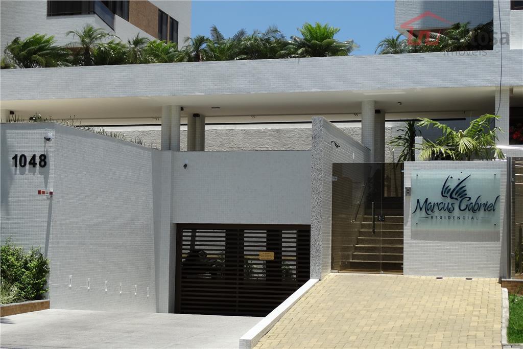 Apartamento residencial à venda, Jardim Paulistano, Campina Grande.