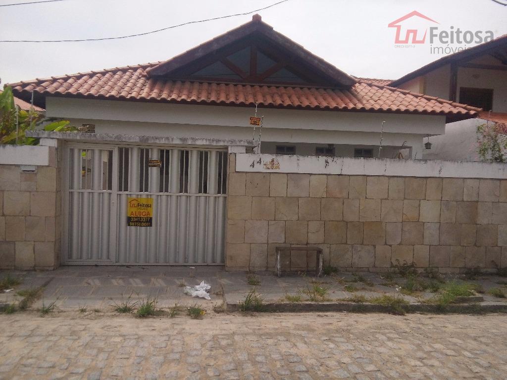 Casa residencial para locação, Mirante, Campina Grande.