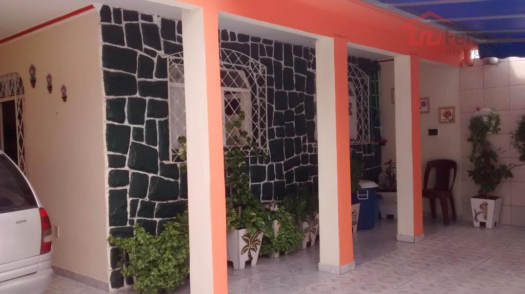 Casa residencial à venda, Cruzeiro, Campina Grande.