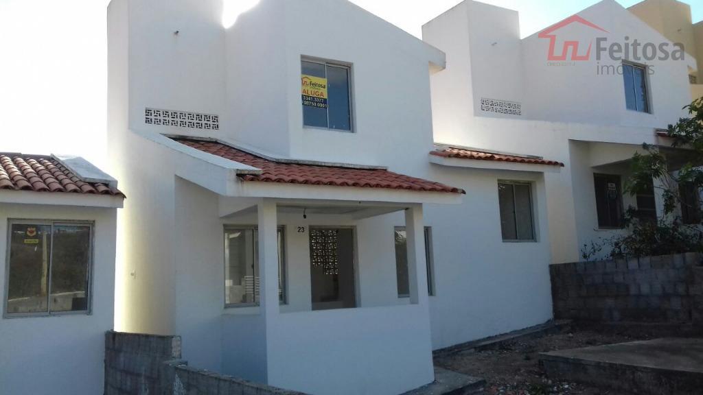 Casa residencial para locação, Cuités, Campina Grande.