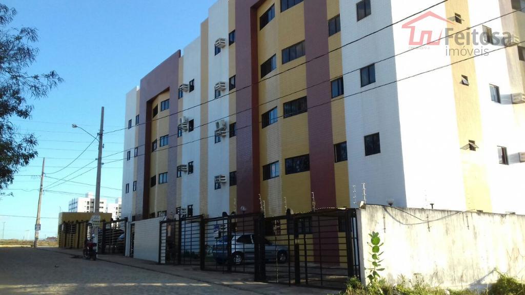 Apartamento residencial à venda, Catolé, Campina Grande - AP0180.