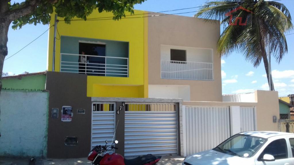 Casa residencial para locação, Bodocongó, Campina Grande.