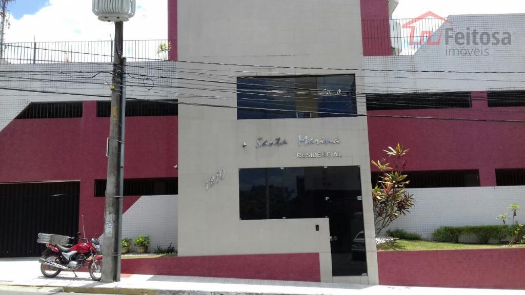 Apartamento residencial para venda e locação, Prata, Campina Grande.