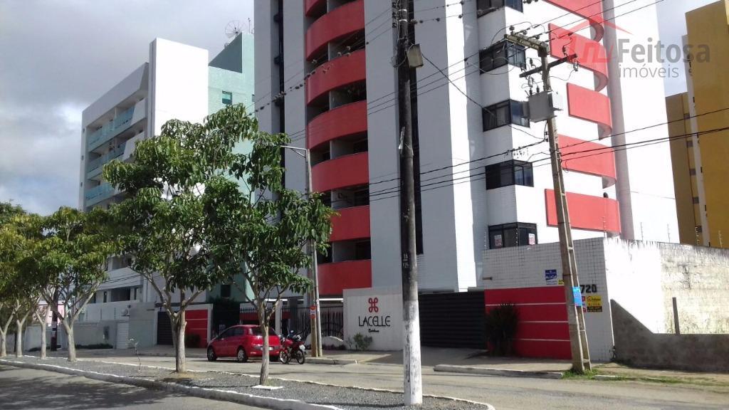 Apartamento residencial para locação, Catolé, Campina Grande.