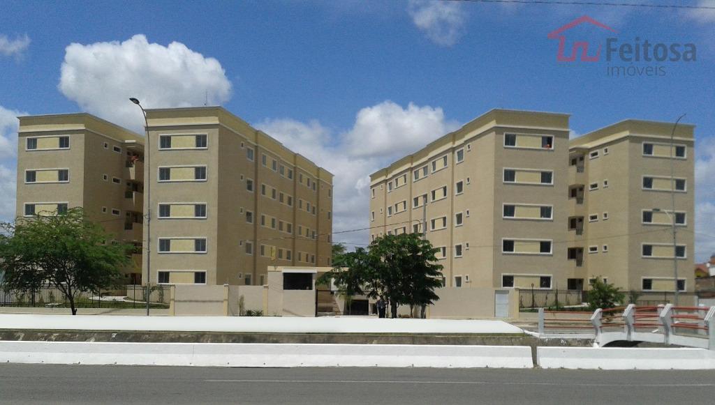 Apartamento residencial à venda, Bodocongó, Campina Grande.