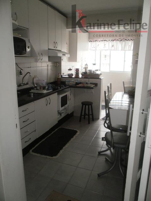 Apartamento 3 dorms (suíte), garagem em Campinas - São José/SC