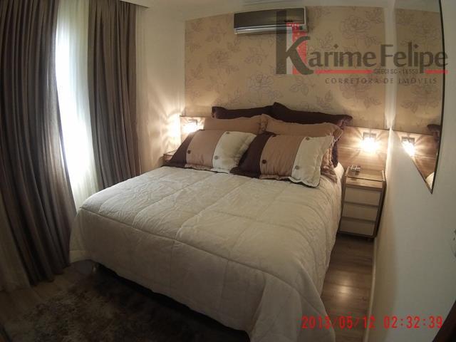 Apartamento em São José finamente decorado e mobiliado