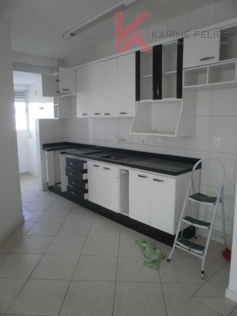 Apartamento com 2 quartos e garagem no Roçado (AP0025)