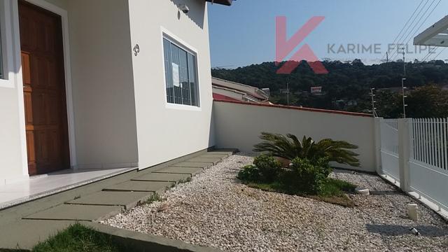 Linda casa Loteamento San Marino-Forguilhas-São José/SC-CA007