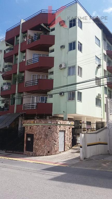 Apartamento 2 dormitórios, Abraão - Fpolis/SC (AP0046)