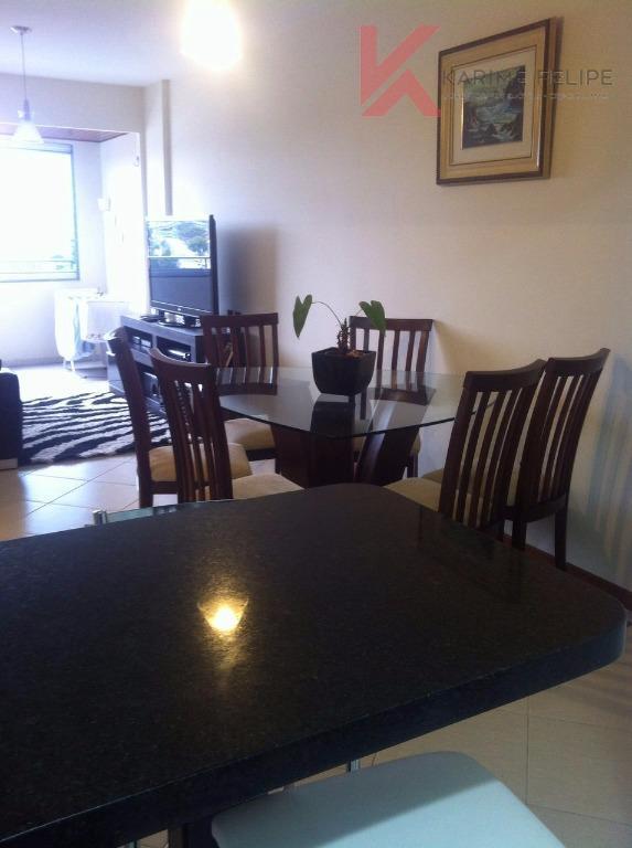 Lindo apartamento 2 dormitórios (1 suite) em Campinas - São José/SC (AP0047)