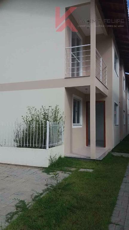 Sobrado 2 dormitórios, Jd Botânico, São José/SC - SO0001