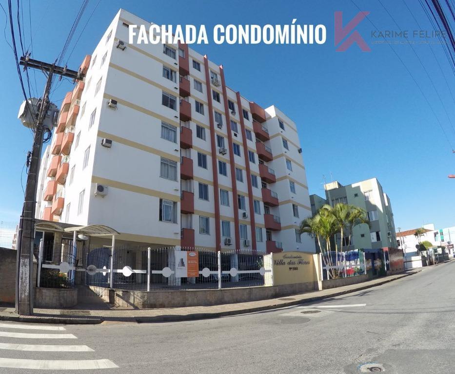 Apartamento 2 quartos à venda, Praia Comprida, São José.