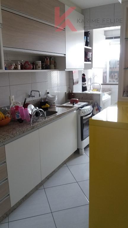 Apartamento 2 quartos à venda, Cidade de Florianópolis, São José.