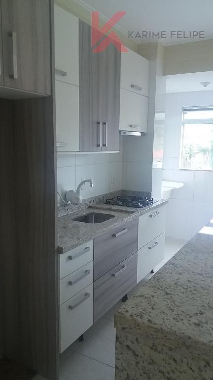 Apartamento 2 dormitórios, São Sebastião/Palhoça/SC - AP0070