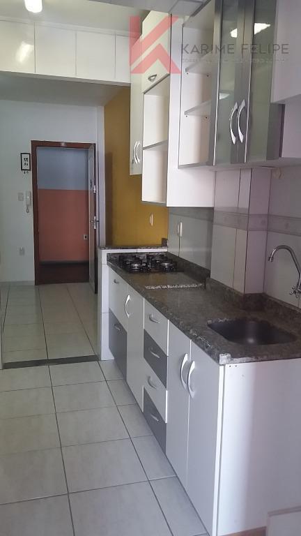 Apartamento 1 quarto à venda, Barreiros, São José.